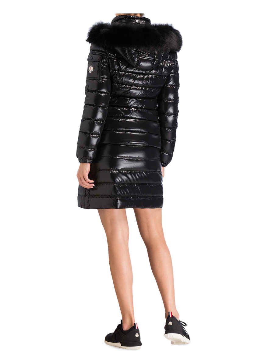 Moncler Daunenjacke Farbe Schwarz Bild 3 Daunenjacke Jacken Moncler