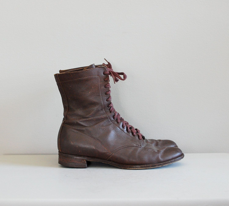 Shoes vintage 40s