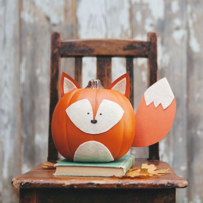 1001 Ideas de decoracin con calabazas de Halloween