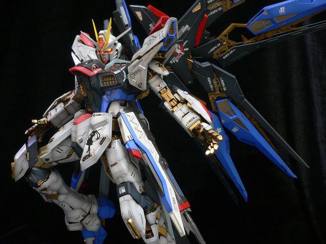 10 Pg 1 60 Strike Freedom Ideas Freedom Gundam Model Gundam