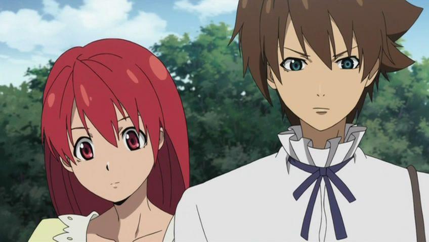 Sacred blacksmith anime all anime sacred