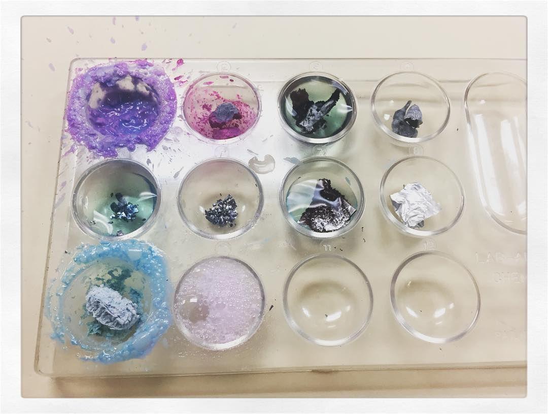 Metals Nonmetals And Metalloids Properties Lab