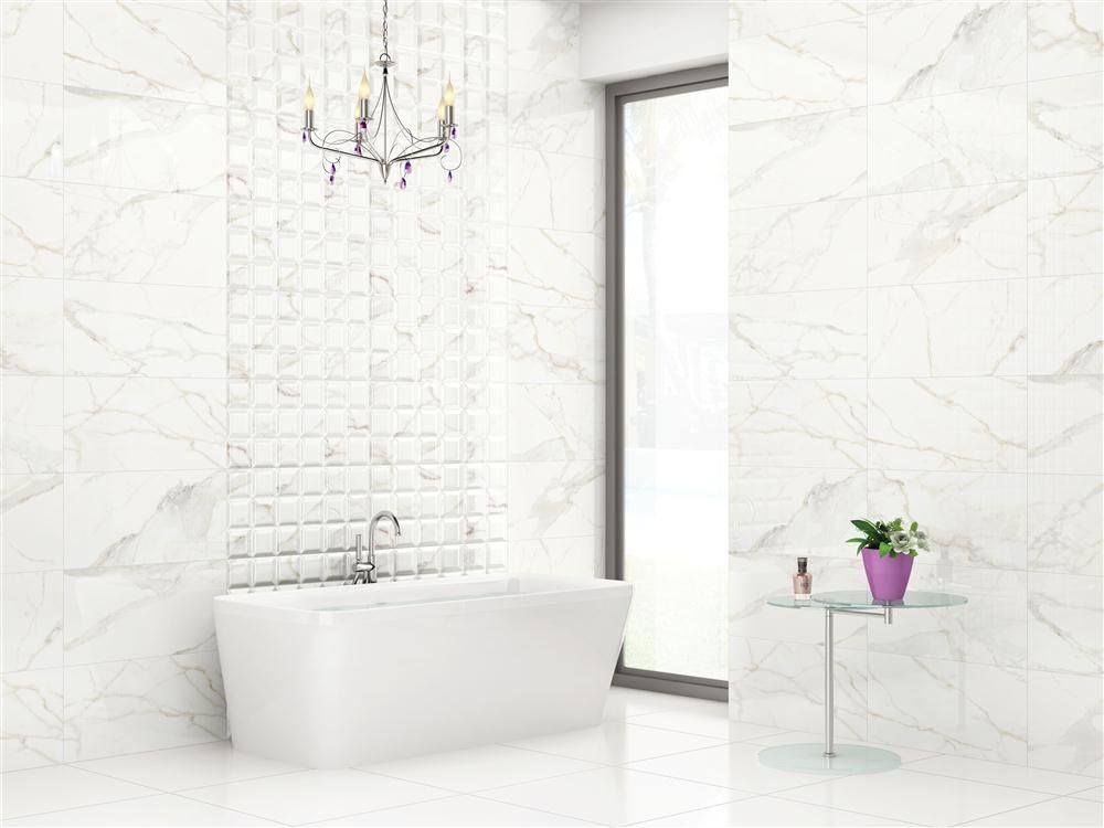 Golden Thassos (Wall Tile), Size : 300x600 mm, For more details ...