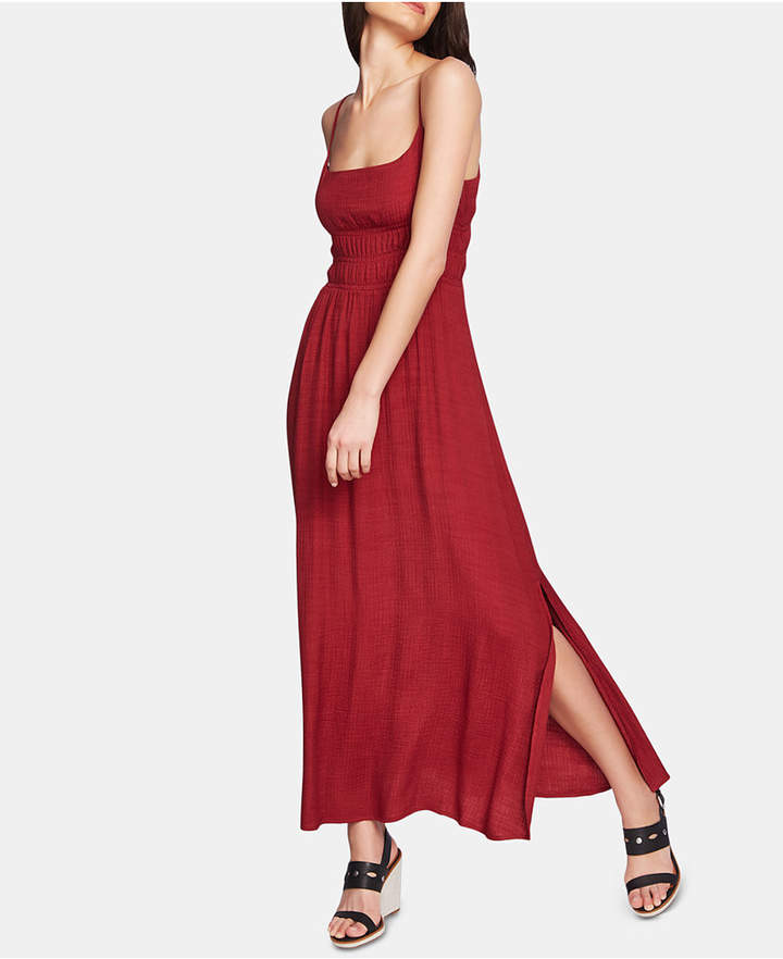 1 STATE 1.state Cinched Maxi Dress in 201