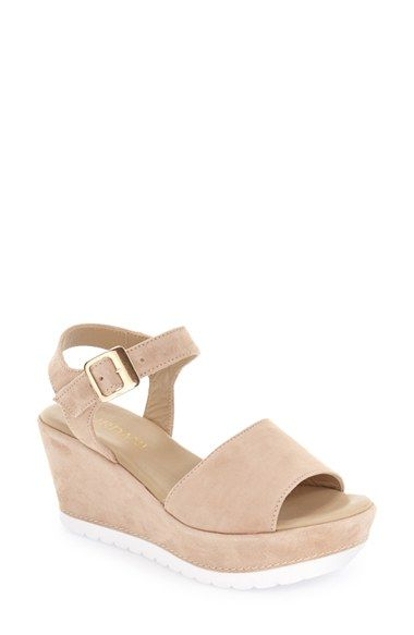 fda4c15e10be Cordani  Daylee  Platform Wedge Sandal (Women) available at  Nordstrom