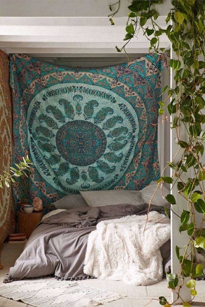 ▷ 1001+ déco uniques pour créer une chambre hippie | Design d ...