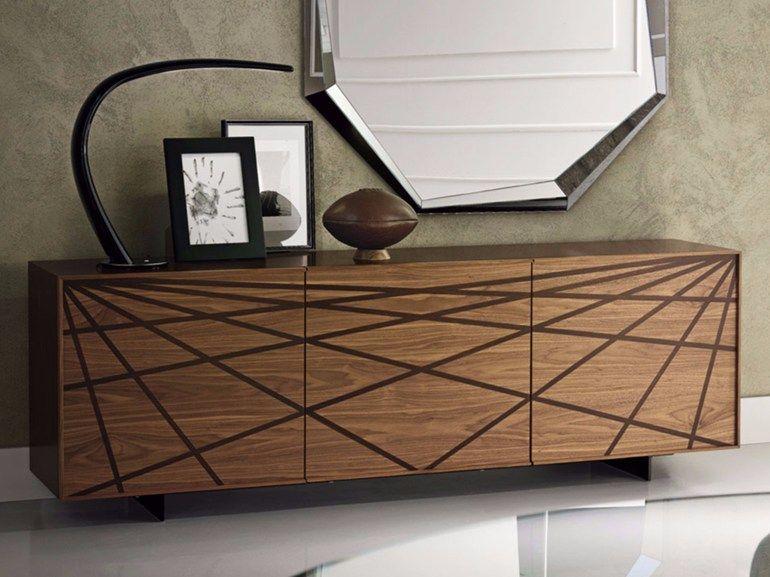 sideboard aus holz webber cattelan italia m bel furniture design in 2018 pinterest. Black Bedroom Furniture Sets. Home Design Ideas