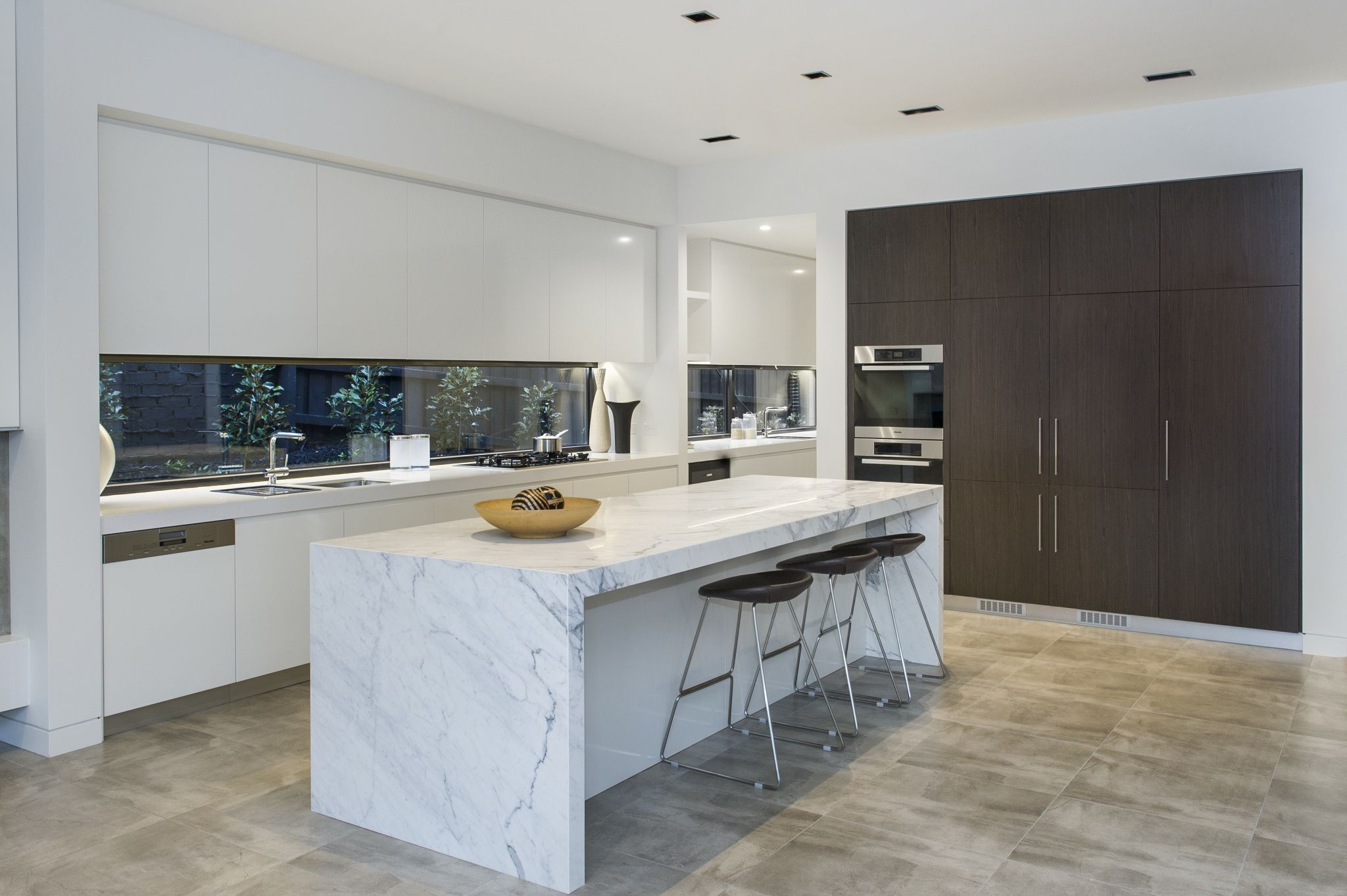 Basic kitchen cabinets  Kitchen Cabinetry u Choosing the finish that is right for you