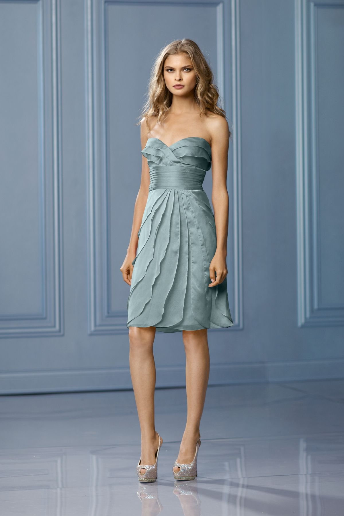 Wtoo bridesmaid dress weddington way in ocean w e d d i n g