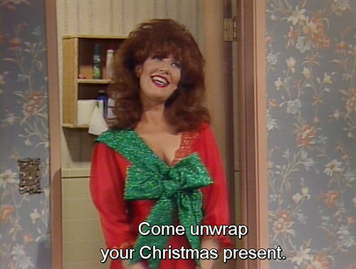 Married With Children Christmas.Katey Sagal As Peggy Bundy In Married With Children Tv