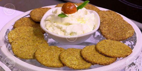 Cbc Sofra طريقة تحضير شرائح الخبز المشبعة بالترمس سالي فؤاد Recipe Food Low Carb Recipes Recipes