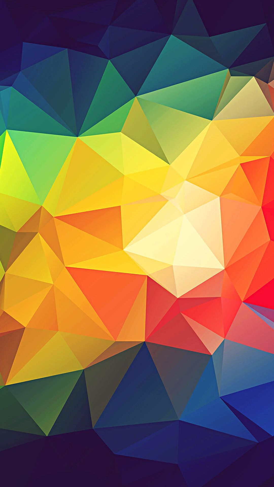 triangle abstract wallpapers hd - photo #2