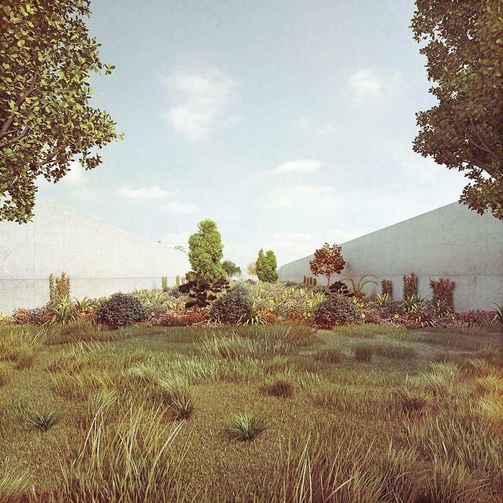 Shingle Garden Designs: 10+ Delicious Roofing Garden Wall Ideas