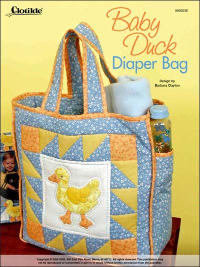 Sewing Patterns For Children Amp Babies Baby Duck Diaper