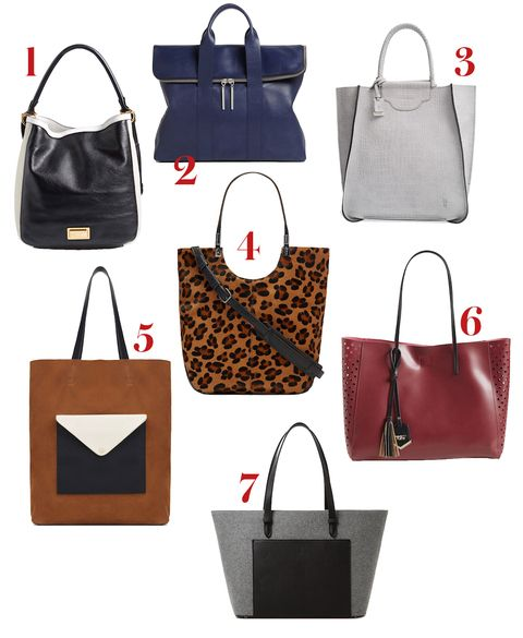 ab67ff3376 Ditch the backpack in favor of one of these chic alternatives.