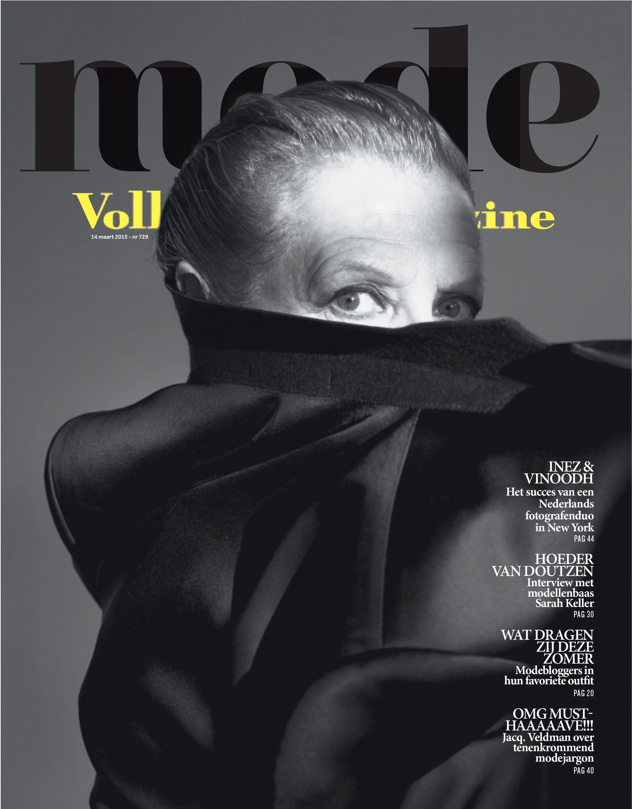 Оформление обложки журнала фото