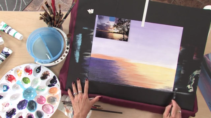Oil painting lessons instant access eBook. Realism Painting instruction