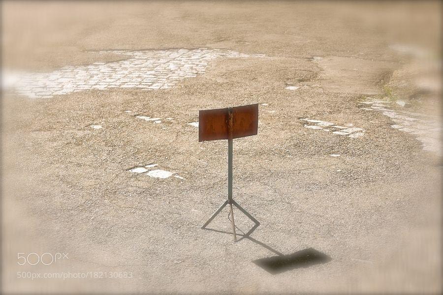 Popular on 500px : Loneliness by freschiroberto