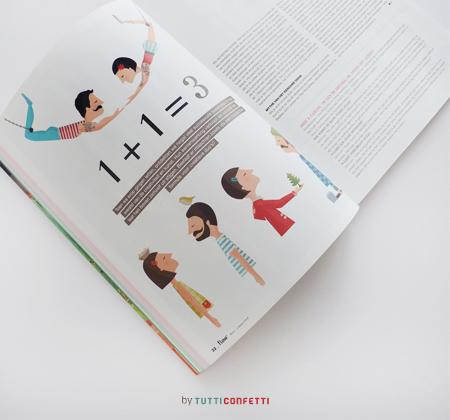Tutticonfetti - Trabajos de Ilustración