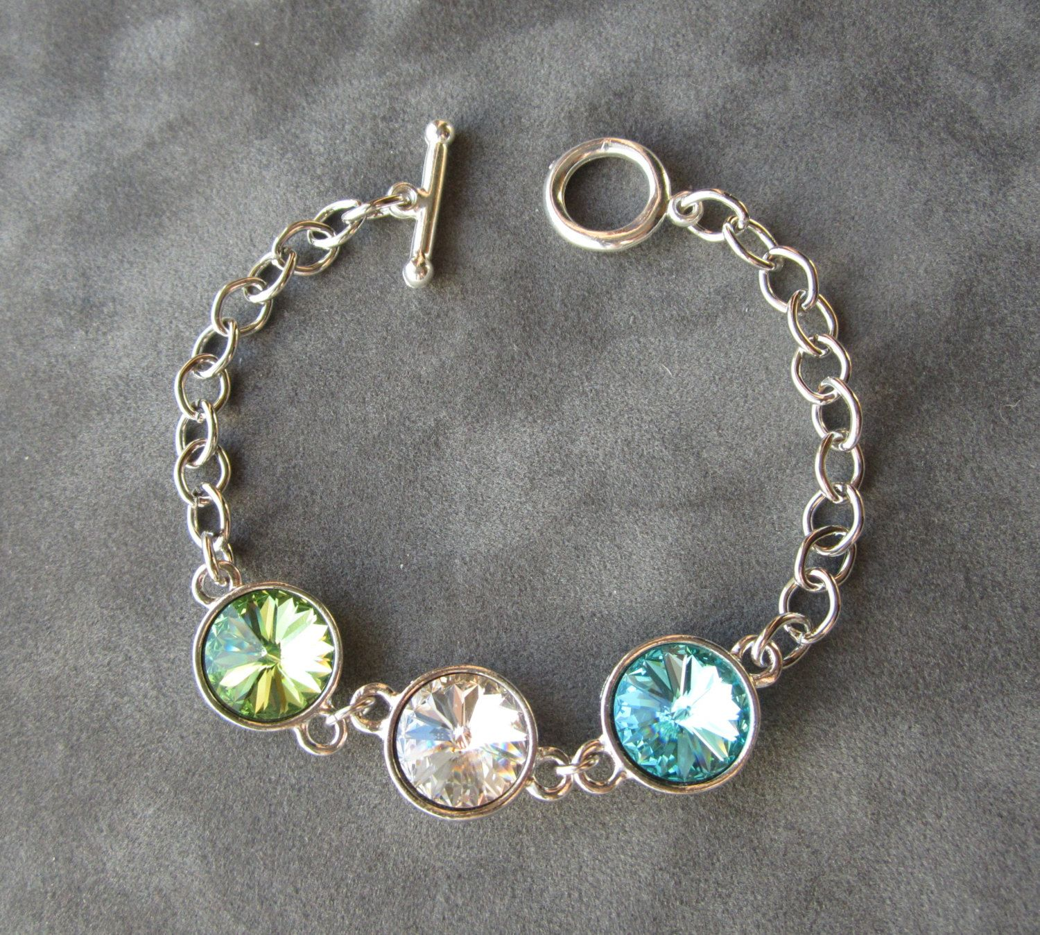 Mothers Birthstone Bracelet Grandmother Gift Mother S Day Grandma Jewelry Personalized For Mom