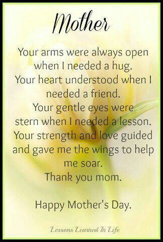Pin By Linda D Boss On My Mom Dad Mary Henry Tant Happy Mothers Day Bible Verse For Moms Mother Quotes