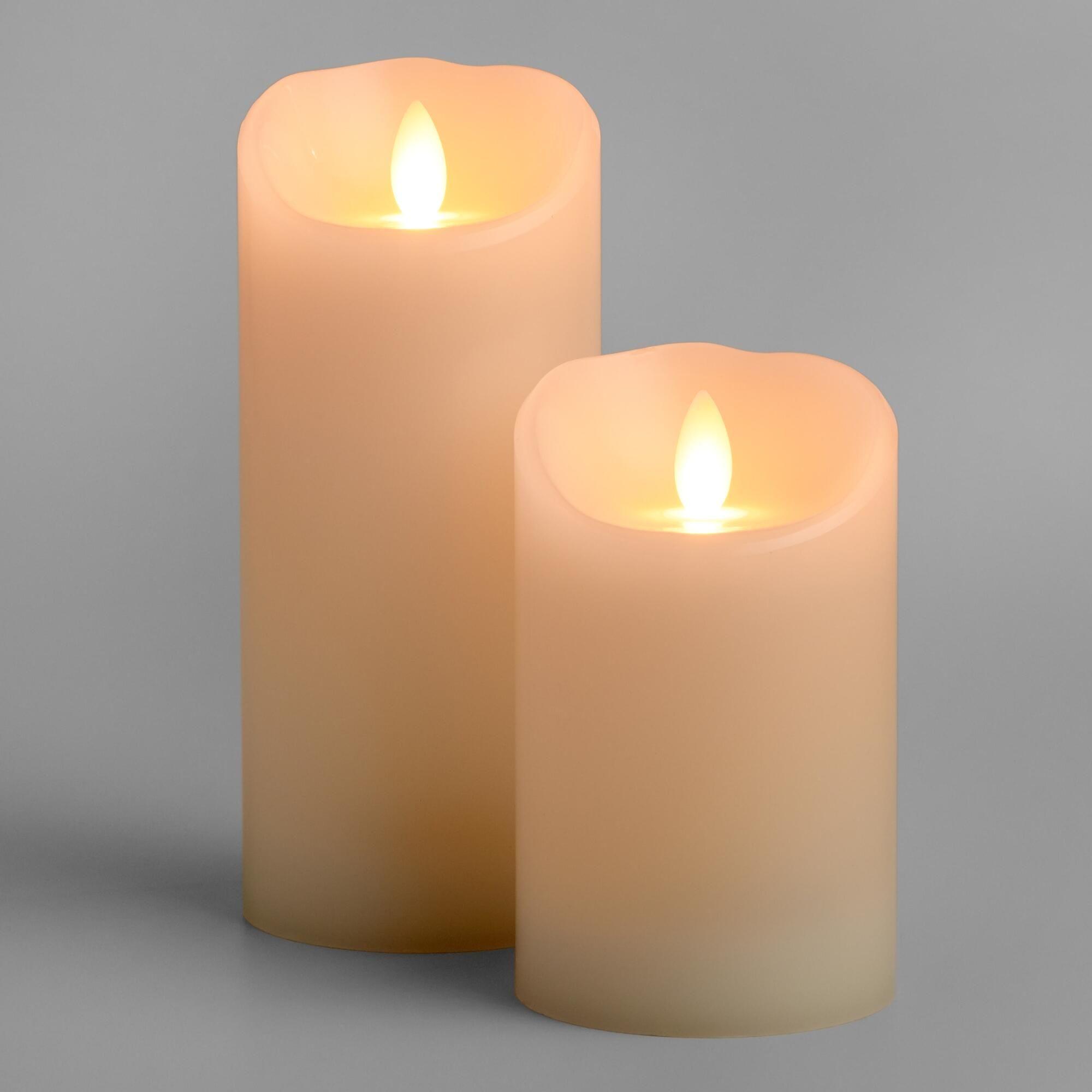 Iflicker Elite Flameless Led Candle Flameless Led Candles Led