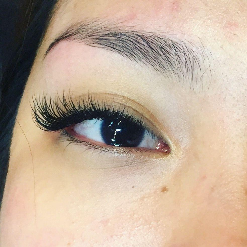 Feline Flare Lash Extensions Eyelash Extensions Pinterest