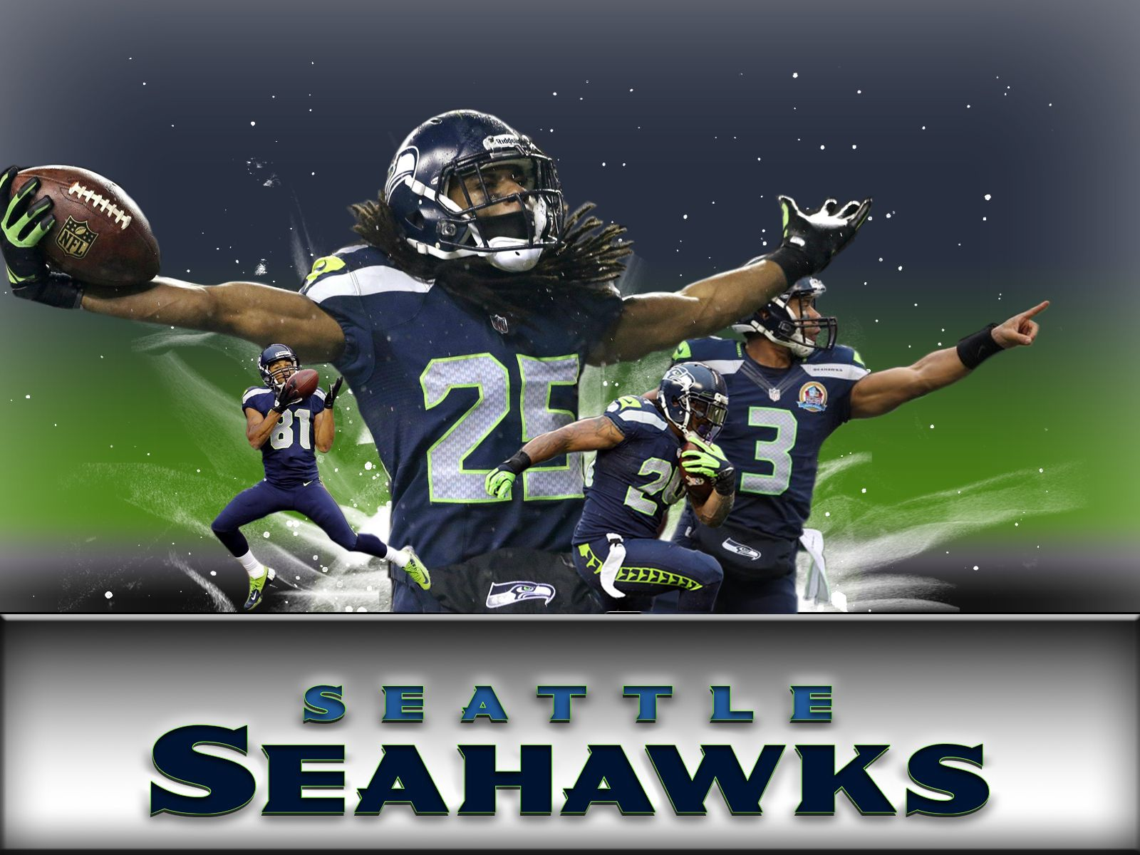 Nfl seattle seahawks wallpapers seattle seahawks pinterest nfl seattle seahawks wallpapers voltagebd Image collections
