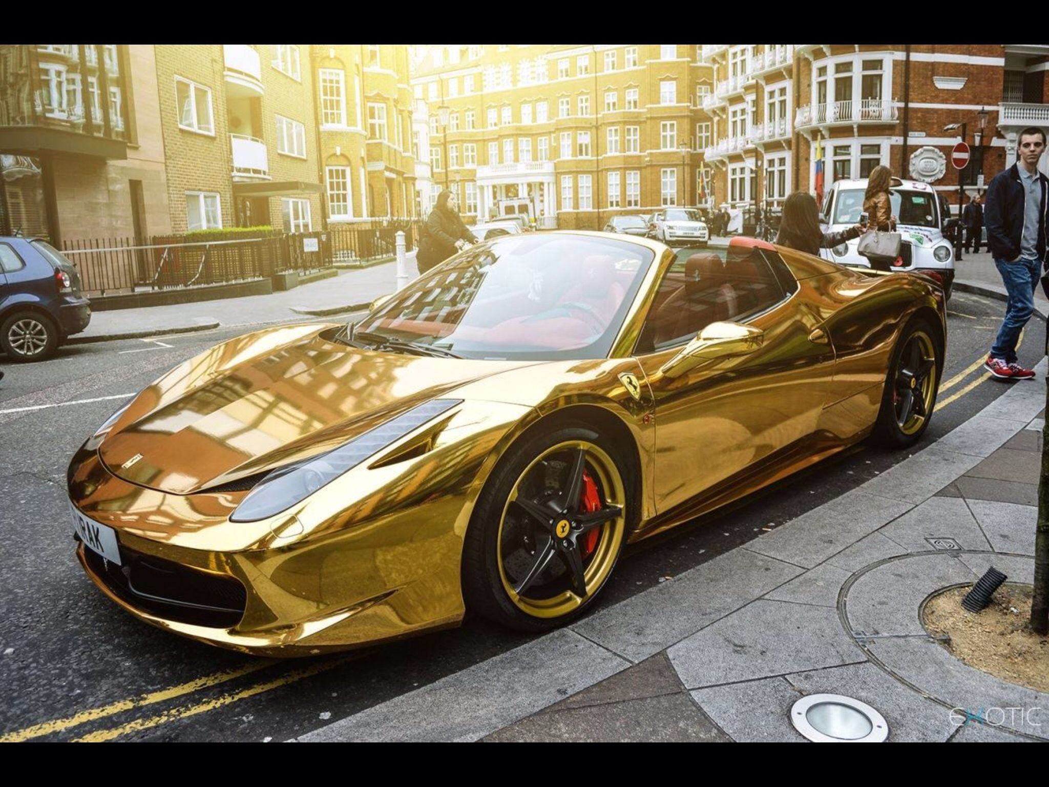 gold #exotic #cars #supercar #free #MLM #training How to Generate ...