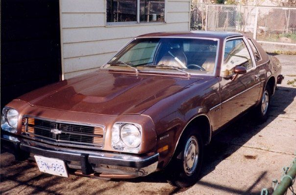 1980 Chevrolet Monza Chevrolet Monza Chevrolet Monza