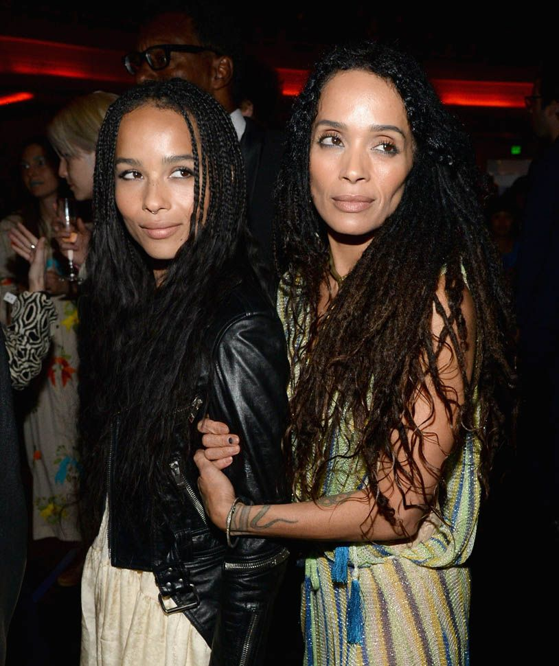 17 Times Zoë Kravitz Had Literally the Coolest BeautyLooks