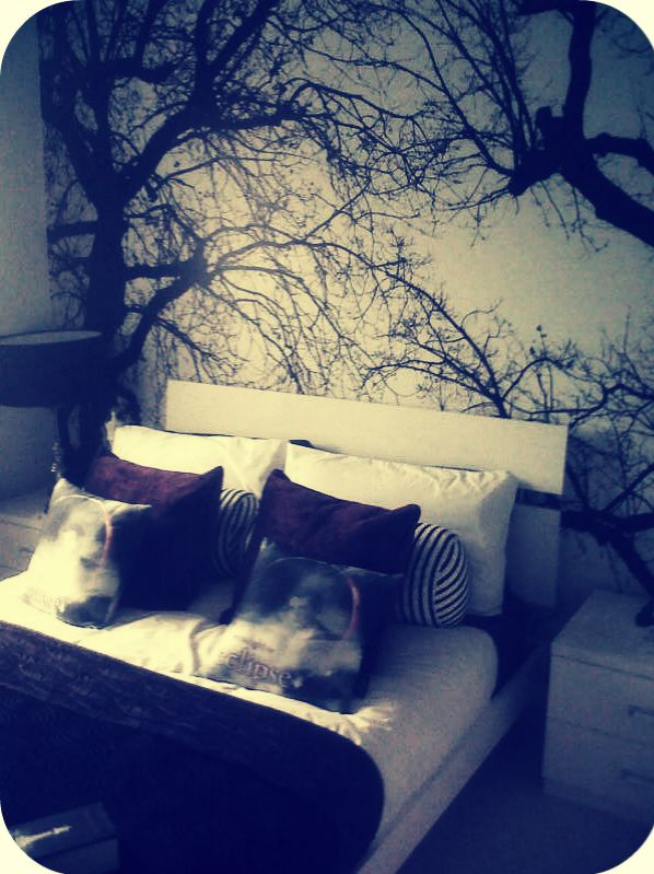 Twilight Themed Bedroom I Love The Trees