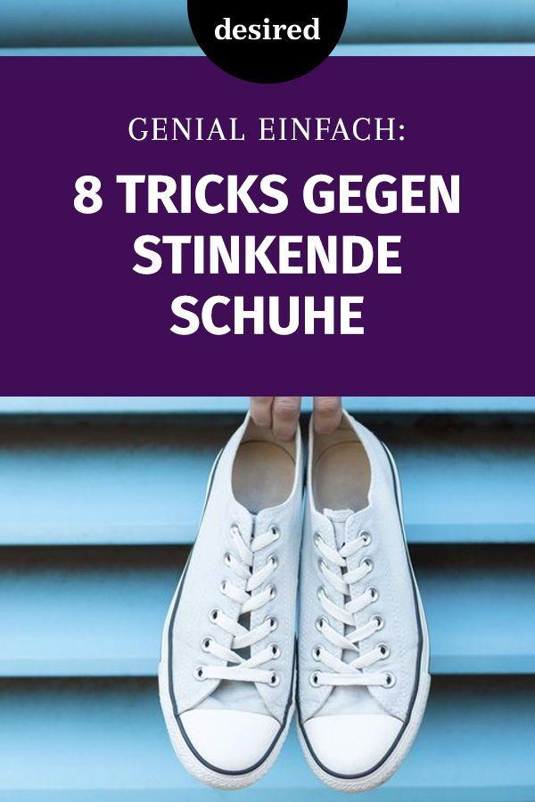 Schuhe Geruch Neutralisieren