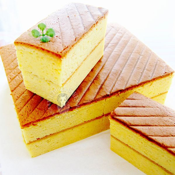 Traditional Pillow Sponge Cake Highly Recommended 古早味枕头鸡