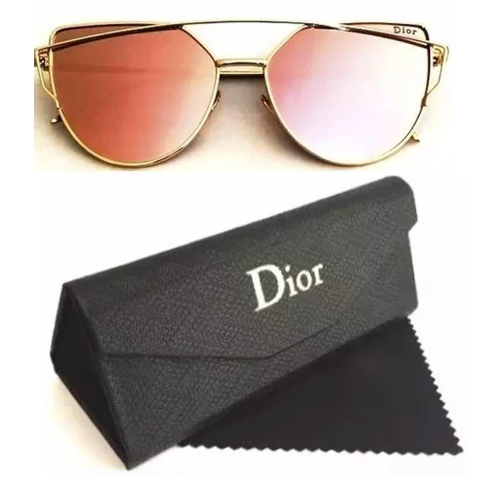 Temos Replica Primeira Linha De Oculos De Sol Dior Starligth