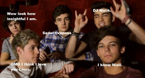 One Direction Funny Quotes: 1D Funny Moments - One Direction Fan