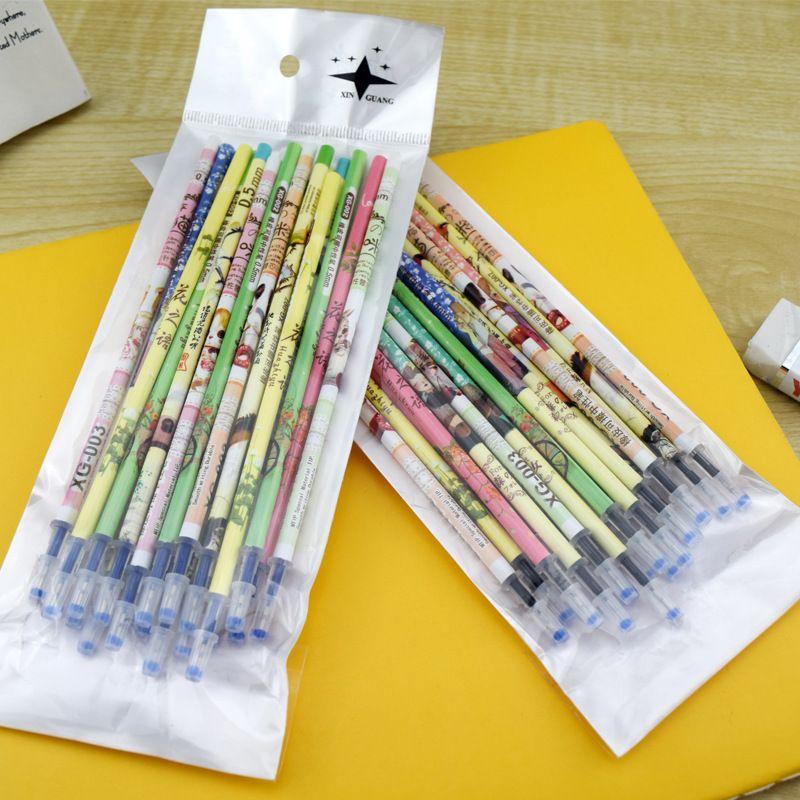 ... Kawaii Cartoon Rabbit Gel Pen 4-pack ...