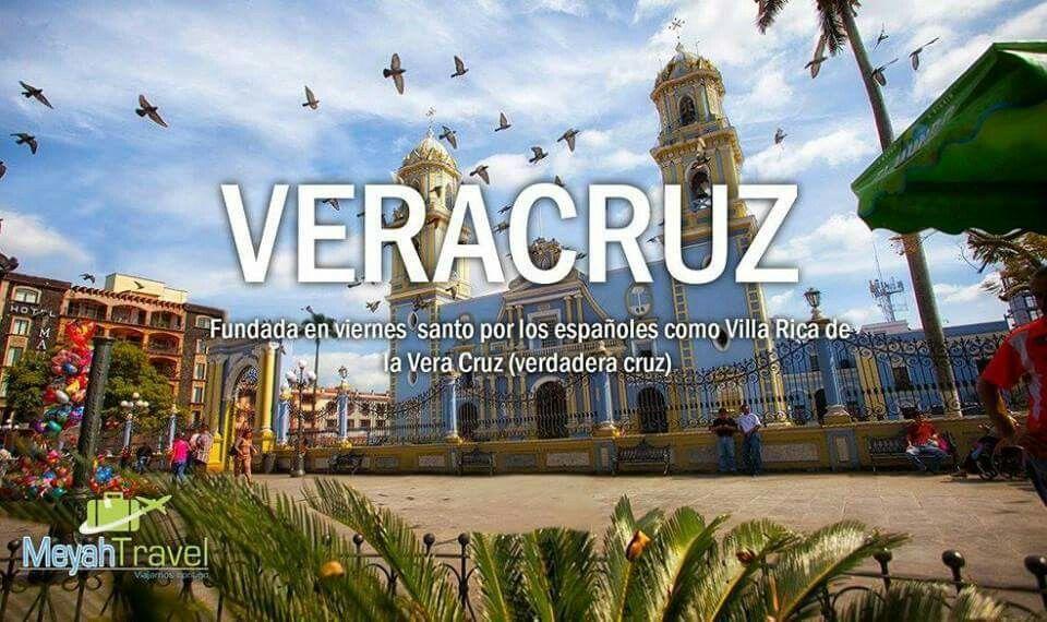 Veracruz Fundada En Viernes Santo Por Los Españoles Como Villa Rica De La Vera Cruz Verdadera Cruz Viernes Santos Veracruz Turismo