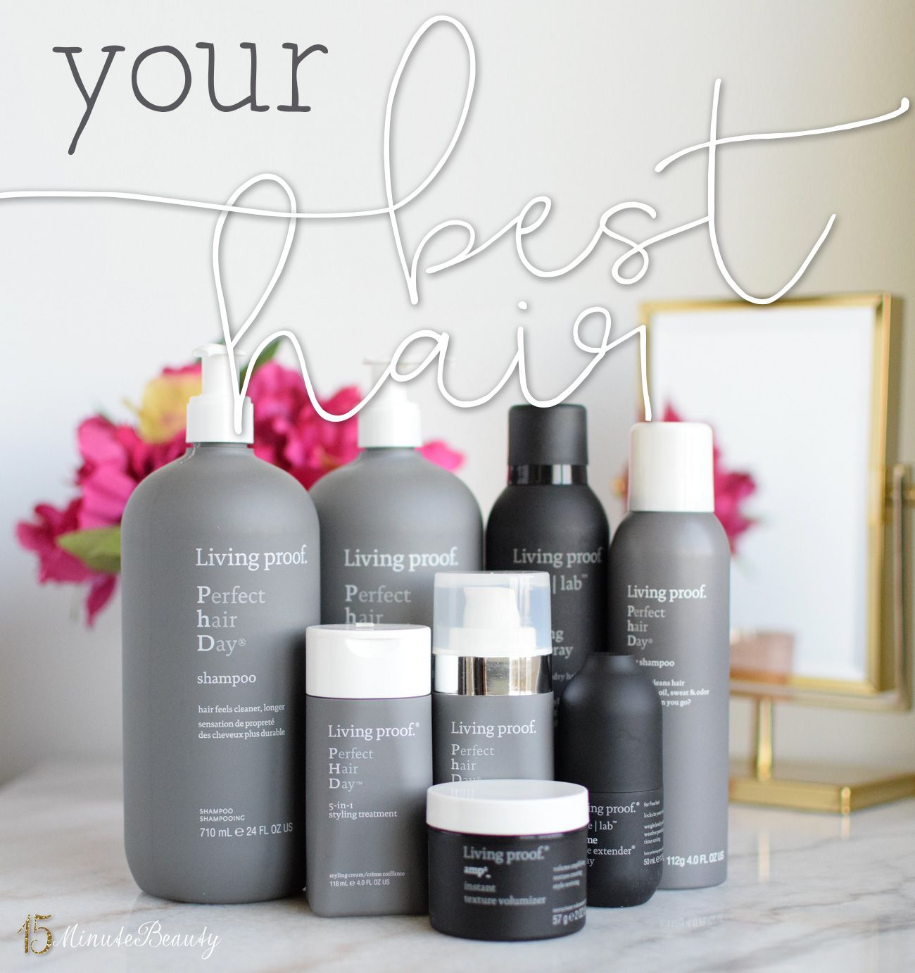 It's Possible Get YOUR Best Hair with Living Proof
