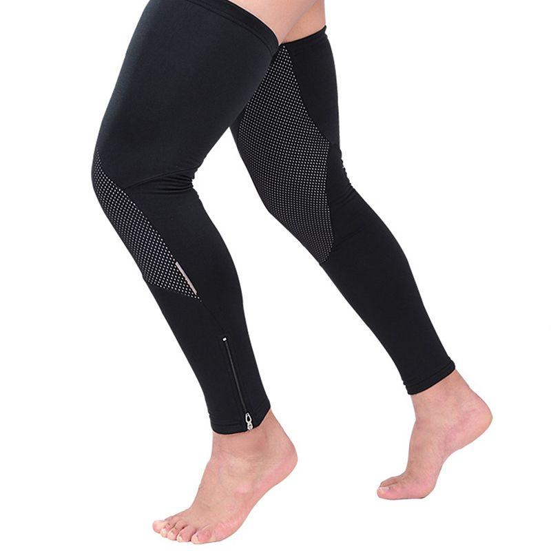 Cycling Legwarmer Bike Bicycle Knee Warm Leg Sleeves Covers Windproof Leg Cover