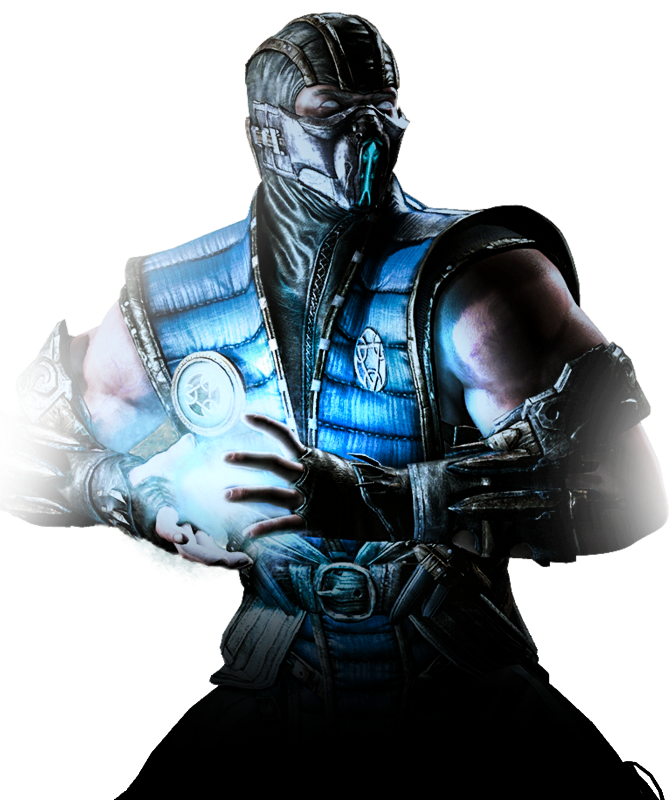 Kuai Liang Sub zero mortal kombat, Mortal kombat, Mortal