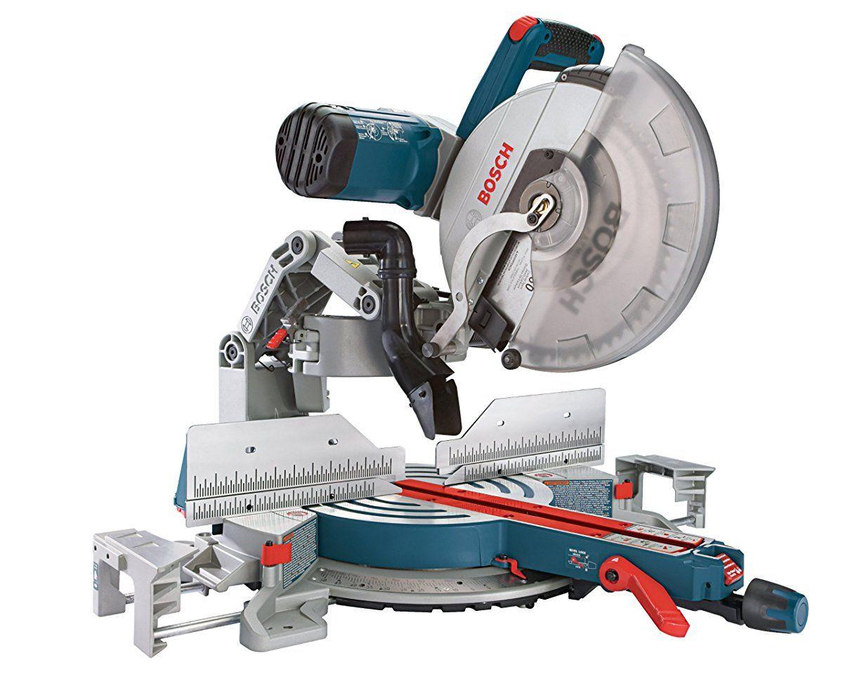 Bosch Gcm12sd 120 Volt 12 Inch Db Glide Miter Saw Sliding Compound Miter Saw Bosch Miter Saw 12 Inch Miter Saw