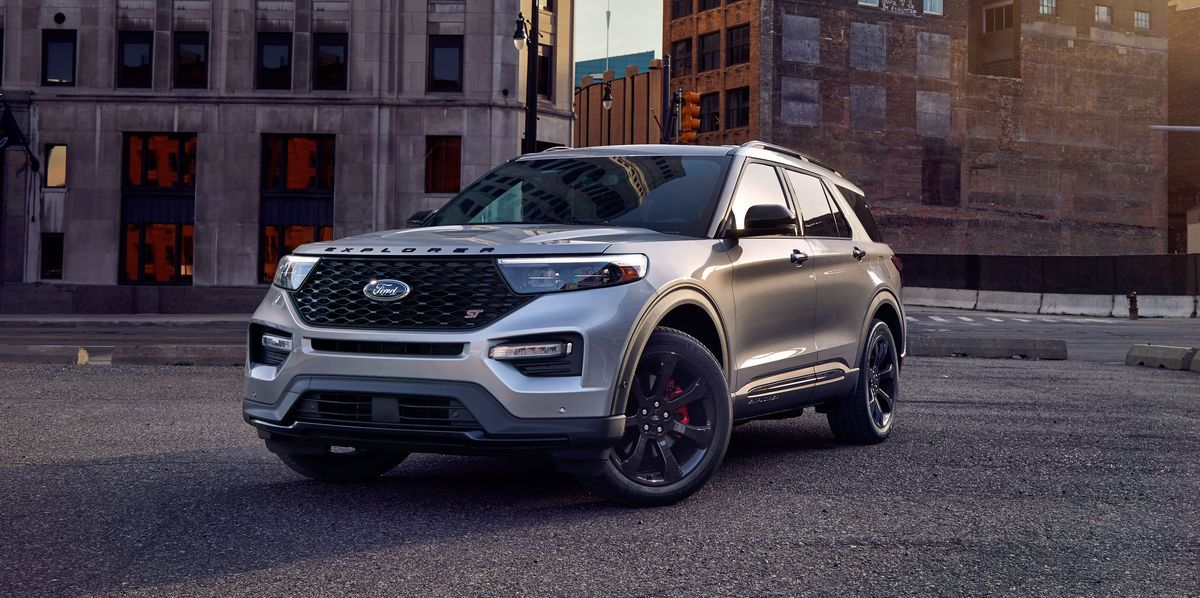 View Photos of the 2020 Ford Explorer ST Ford explorer