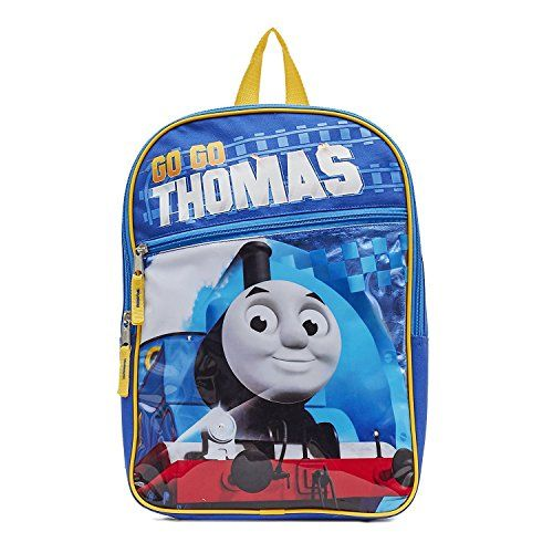 Go Go Thomas The Train Light UP 14 in Medium School Backpack ** Click image for more details.