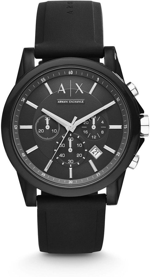 AX Armani Exchange Active Chronograph Nylon Chronograph Watch ... 35eb970861c