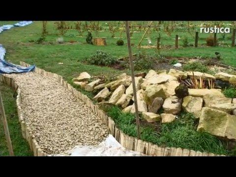Comment Faire Une Allee De Jardin Jardin Exterieur