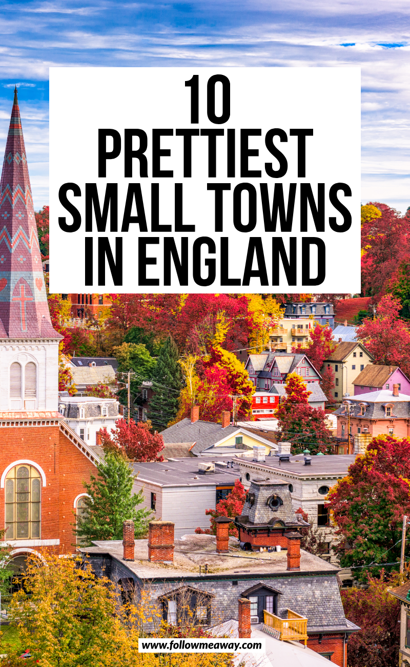 10 Pretty English Villages Out of a Fairytale - Follow Me Away