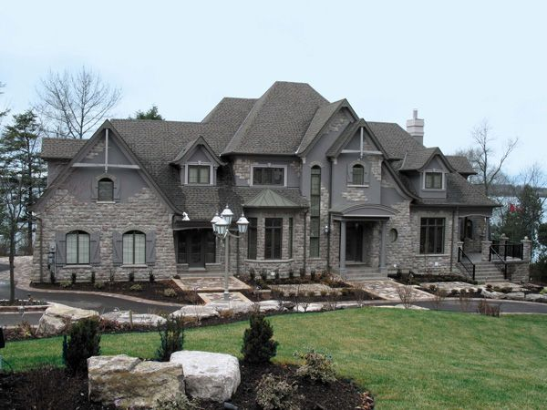 Dream House With Stone : Future home a girl can dream t she house