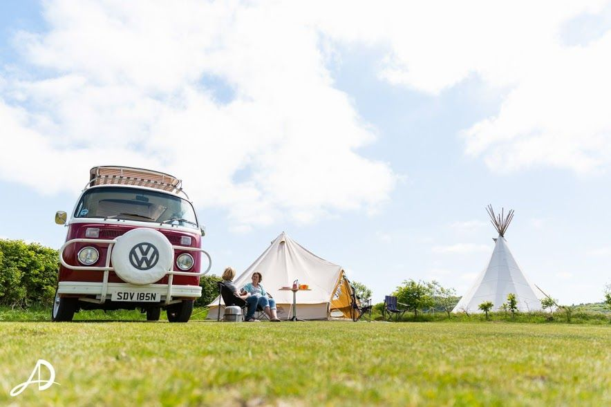 2Posh2Pitch | Bell Tent Hire & Glamping in North Norfolk