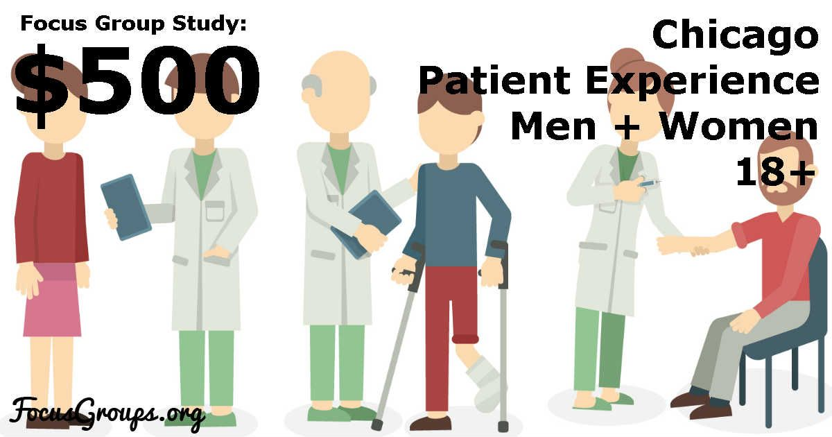 Focus Group for Healthcare Professionals on Patient ...